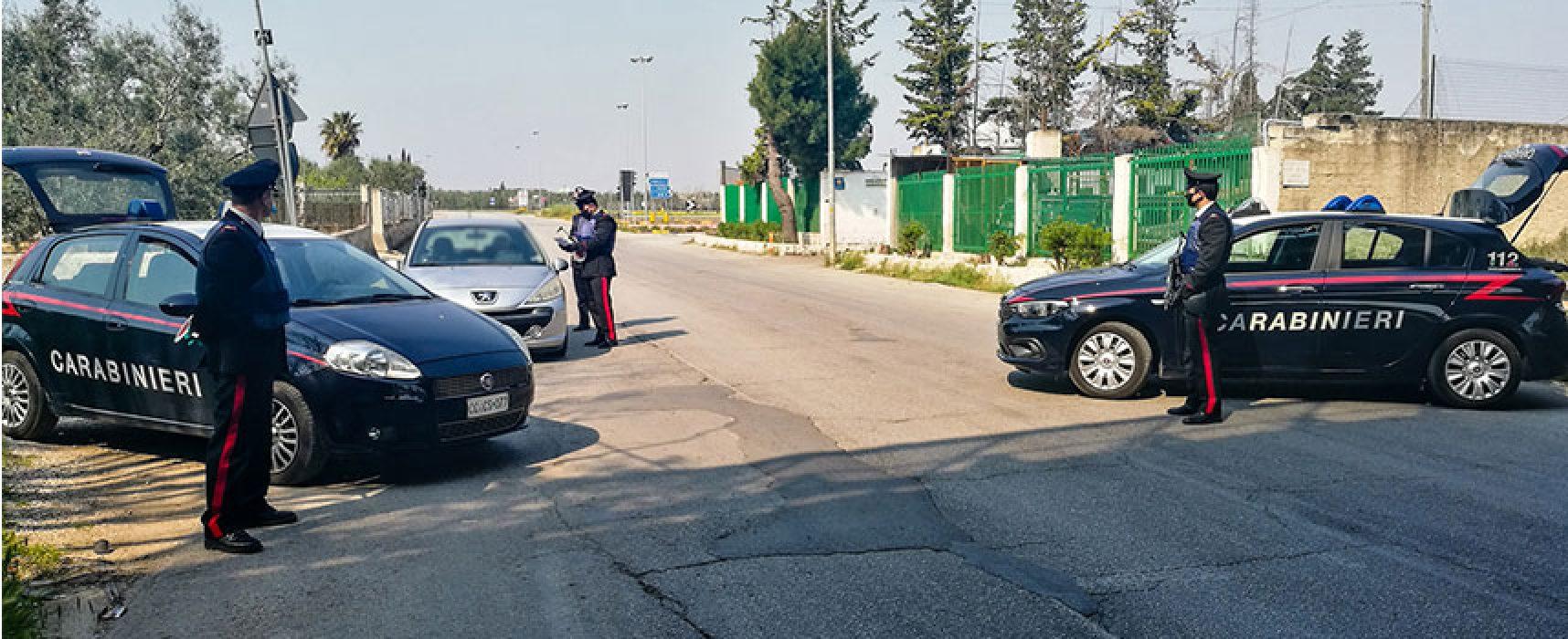 Controlli Provincia Bat: ieri 73 persone denunciate e 161 controlli ad esercizi commerciali