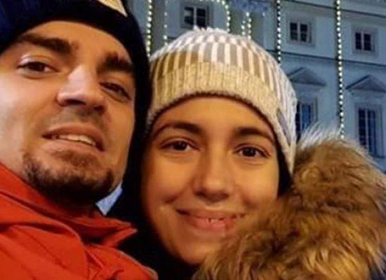 Ilaria e Mauro, storia di una coppia biscegliese in servizio all'ospedale San Matteo per il Covid-19