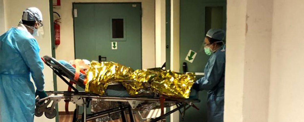 Contagi casa di riposo Minervino, 7 ospiti ricoverati all'ospedale di Bisceglie