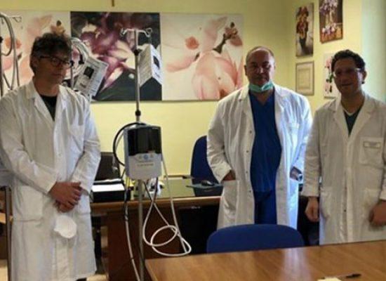 """""""Conta su di noi"""" e Network Contacts donano dispositivi ad ospedale di Bisceglie"""