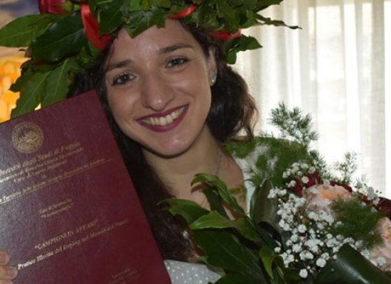 Sport fermo per Covid-19, Elena Di Liddo centra la Laurea bis