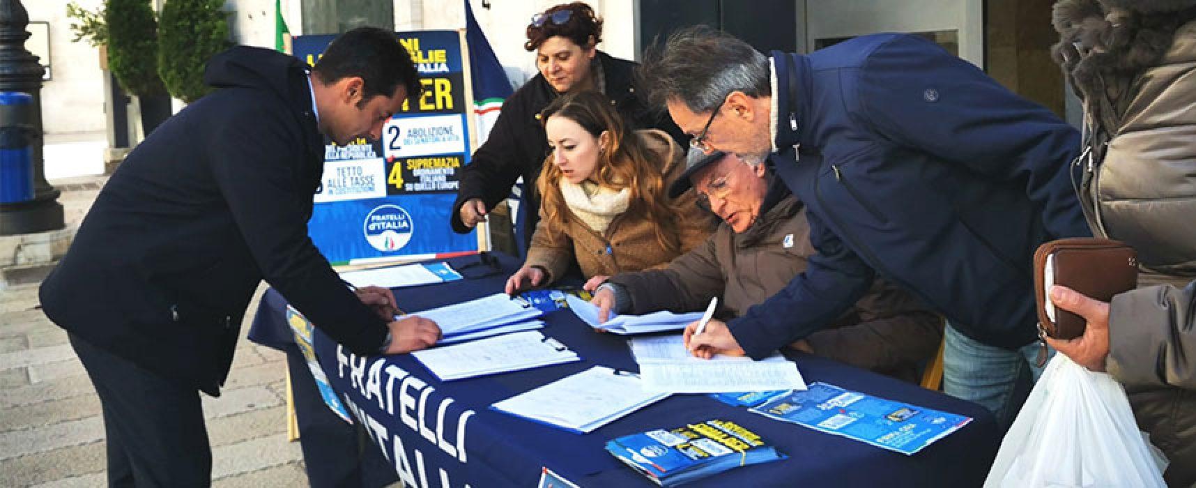 Fratelli d'Italia chiede al sindaco di accogliere istanze per vendita alimentari a mercato settimanale