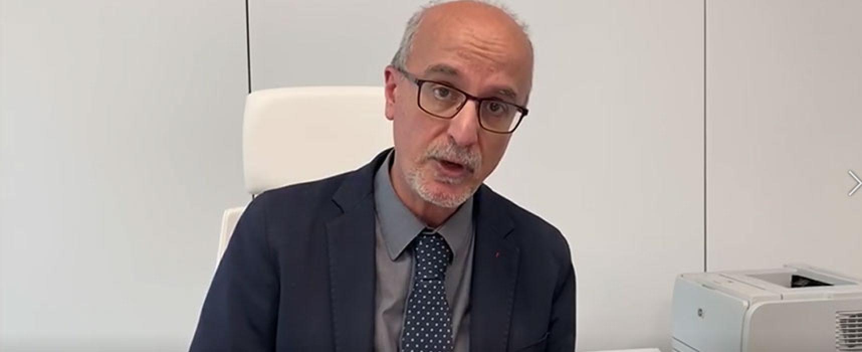 """Covid, Lopalco: """"Puglia in zona rossa a causa dei contagi intrafamiliari a Pasqua"""""""
