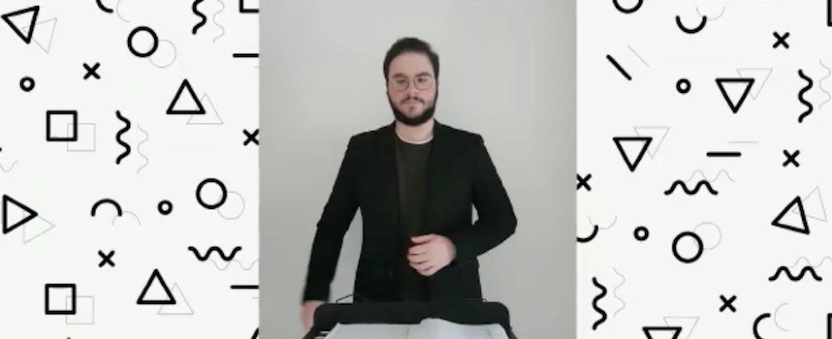 """Paolo Lopolito dirige orchestra a distanza sulle note di """"Can't help falling in love"""" / VIDEO"""