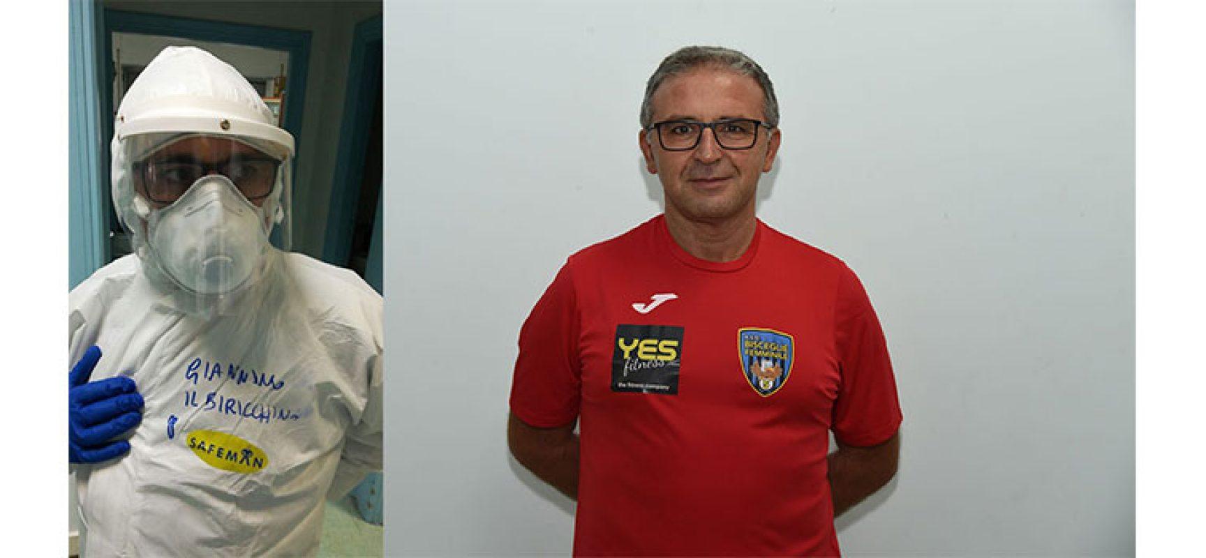 Dal futsal alle corsie d'ospedale, la storia di Gianni Sinigaglia