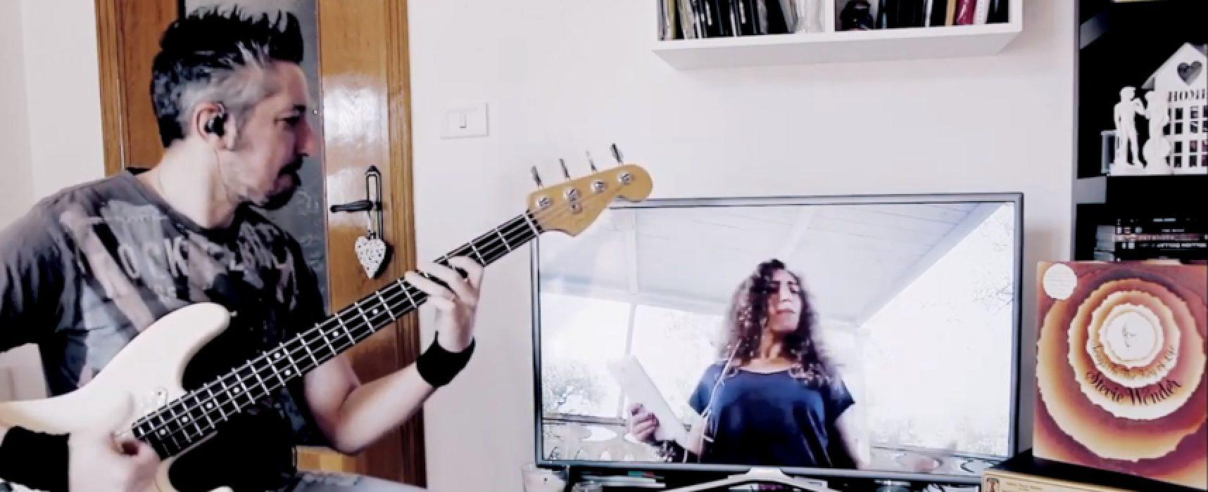 """Lamarca (Hdemia Zamar): """"La musica esterna le emozioni e calma le sofferenze"""" / VIDEO"""