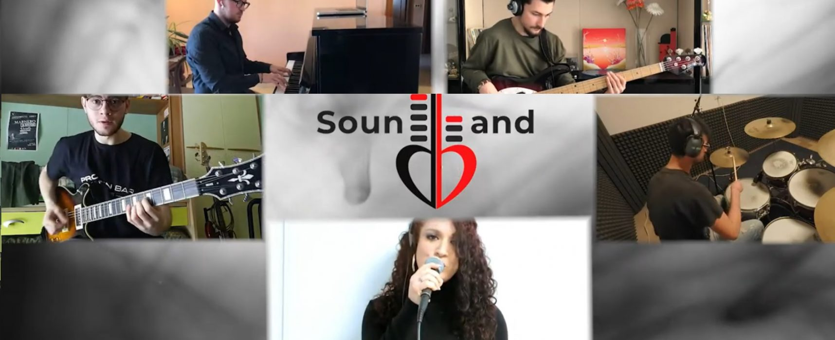 Le note dei Soundband per alleviare i giorni di distanziamento sociale / VIDEO