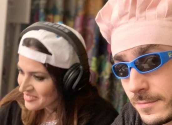 Al social-show dei biscegliesi Veronica Sinigaglia e Andrea Zecchillo ospite Erica Mou / FOTO