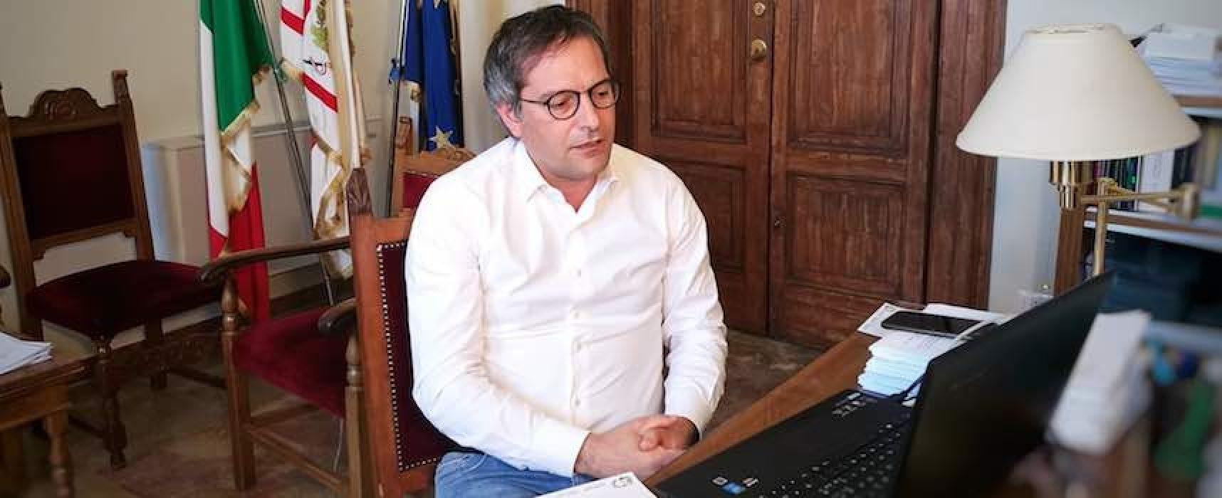 """Angarano: """"Sono 50 i positivi a Bisceglie, 5 ricoverati"""""""