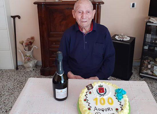 """Biscegliese festeggia 100 anni, Angarano: """"Nonni sono patrimonio della nostra società"""""""
