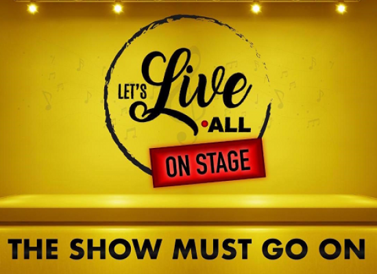 """Let's live all – on stage"", il DF riparte con una maratona musicale in streaming"