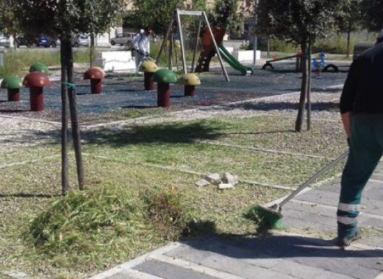 """Sindaco Angarano: """"In corso lavori di manutenzione. Segnalatemi situazioni critiche"""" / FOTO"""