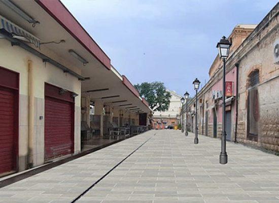 Comune ottiene finanziamenti per riqualificazione piazza pesce, parchi urbani e via San Mercuro / IMMAGINI