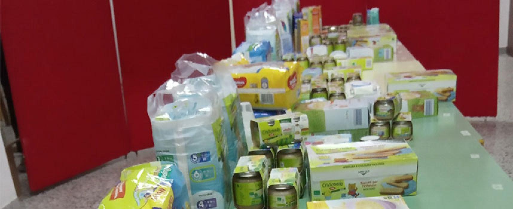 """Comitato Progetto Uomo: iniziativa """"Operazione Buona pappa"""" in aiuto dei bimbi"""