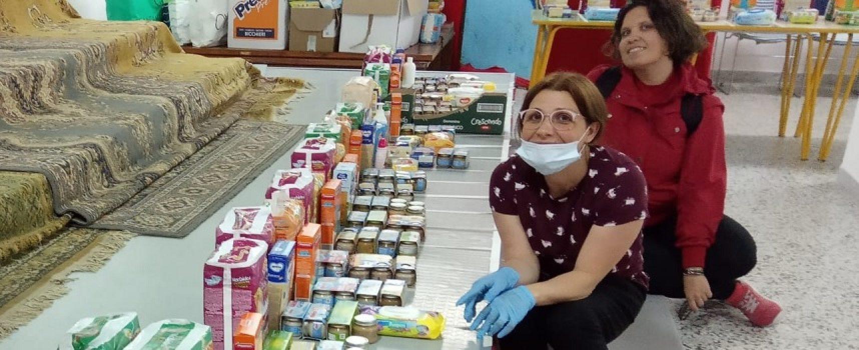 """""""Buona pappa!"""", Comitato Progetto Uomo distribuisce aiuti a 49 mamme in difficoltà"""