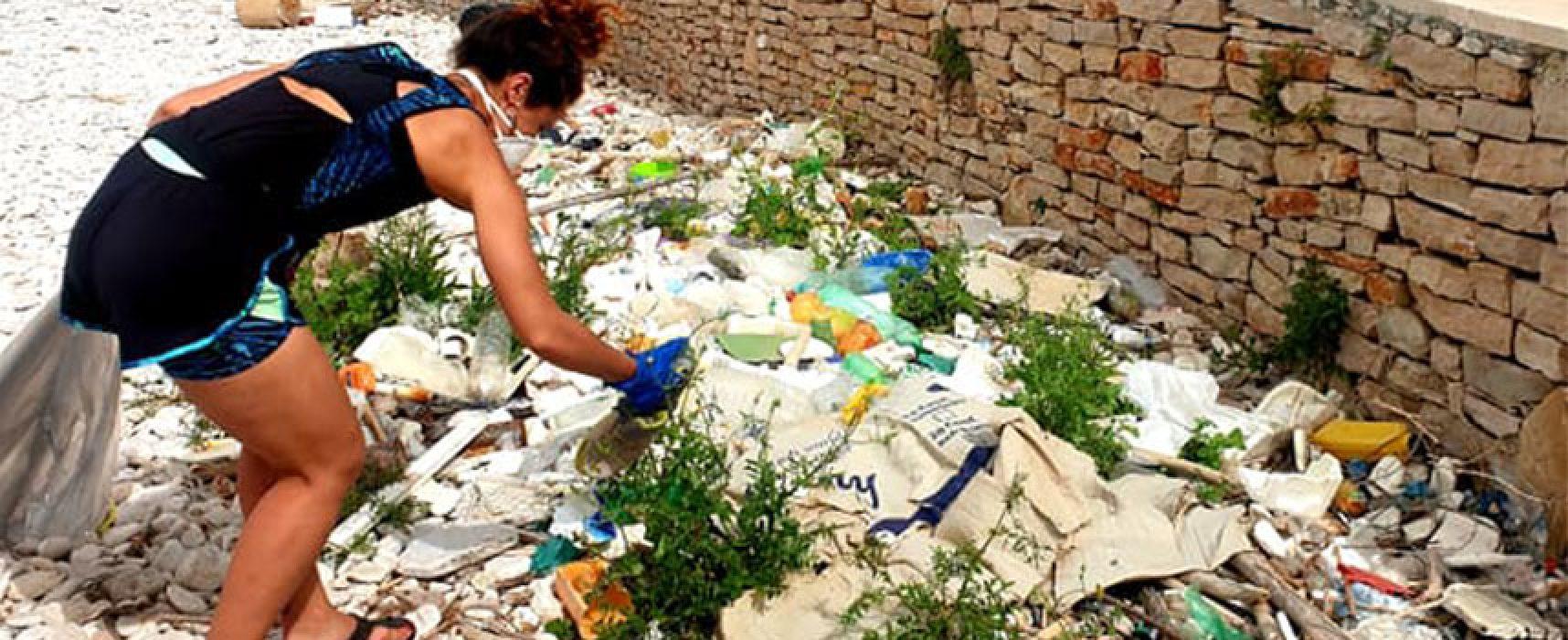 Dall'indignazione all'azione, sale a 30 il numero dei cittadini pronti a pulire le spiagge biscegliesi / FOTO