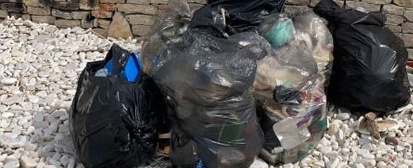 """Tre cittadine si rimboccano le maniche e puliscono la spiaggia del """"Pretore"""" / FOTO"""