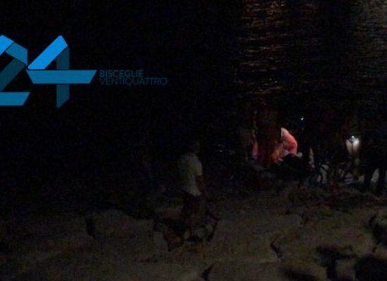 Spiaggia La Salata, donna muore in acqua in seguito a malore