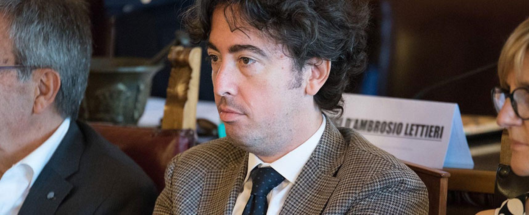 Michele Pellegrini Calace confermato con doppio ruolo in Federfarma Bat
