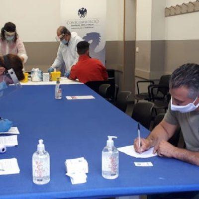 Test sierologici sugli operatori ambulanti di Bisceglie: tutti negativi
