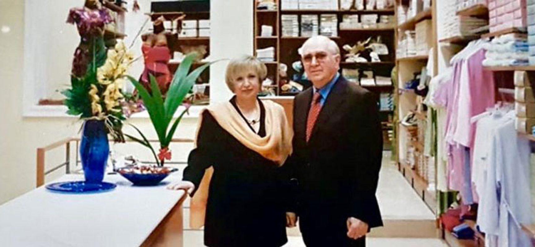 Nozze d'oro per una storica coppia di commercianti biscegliesi
