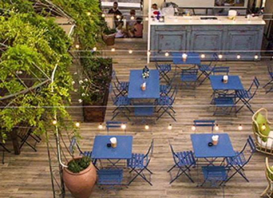 Tante novità e prelibatezze da gustare al Roof Garden di Hygge / FOTO