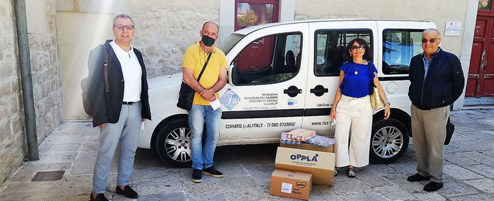 Rotary Club Bisceglie protagonista tra sociale e workshop