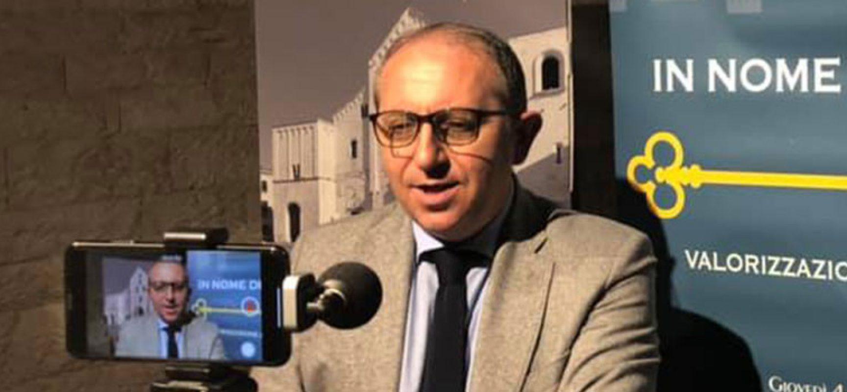 """Il biscegliese Vincenzo Patruno protagonista della prima puntata di """"Viaggio tra persone e terra"""""""