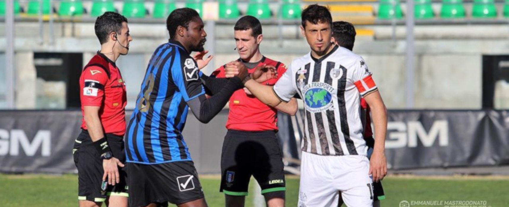 Bisceglie Calcio: stasera primo round del play-out con la Sicula Leonzio