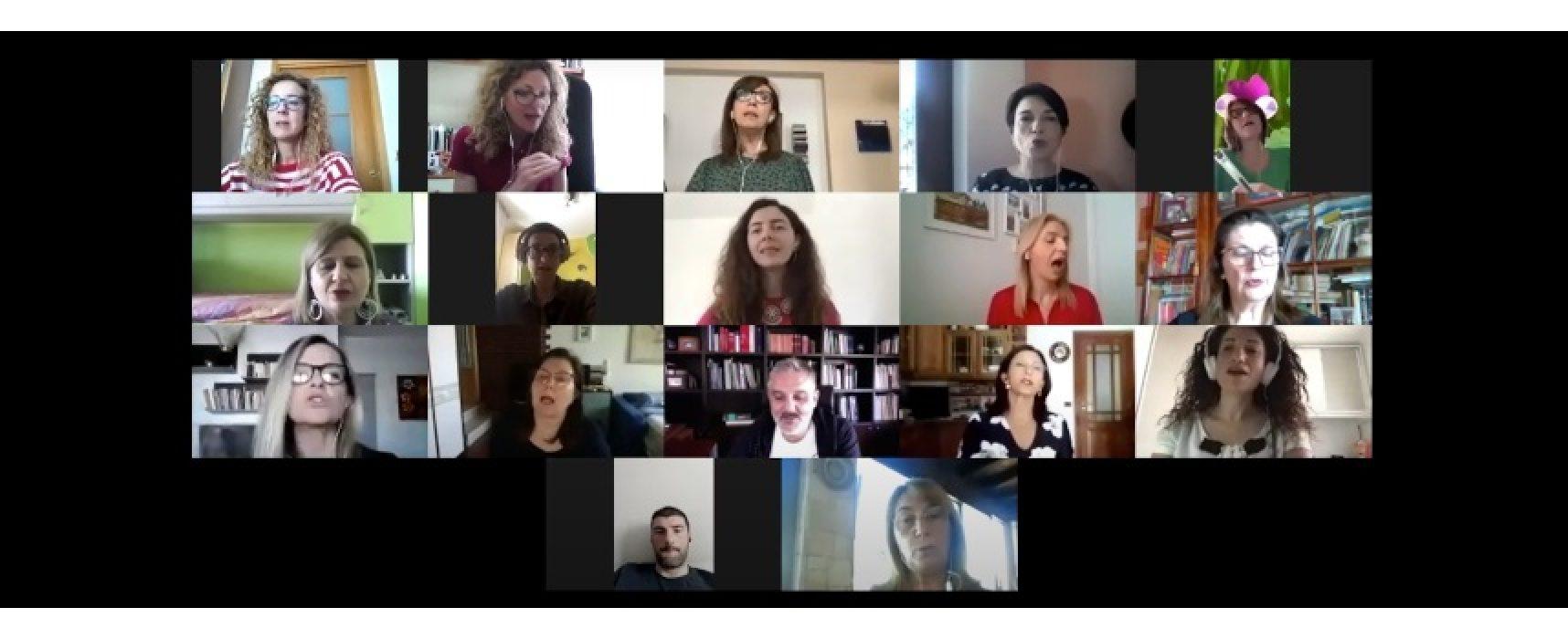 """""""Caro alunno"""", il VIDEO musicale dei docenti della Scuola """"Riccardo Monterisi"""""""