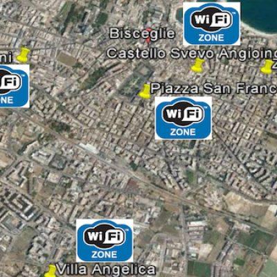 Arriva il Wi-Fi gratuito in città: ecco i nuovi punti di accesso