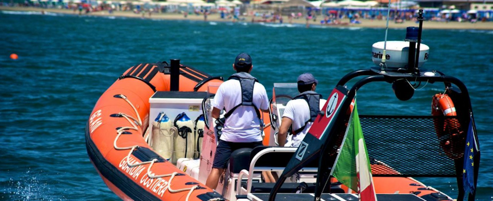 """Operazione """"Mare Sicuro 2020"""", Guardia Costiera in prima linea per tutta l'estate"""