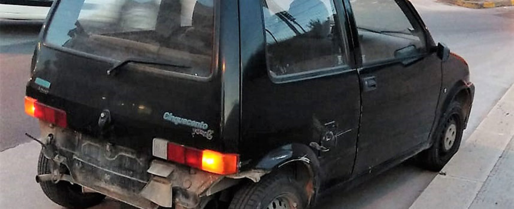 Aveva scippato donna biscegliese, 45enne arrestato da carabinieri