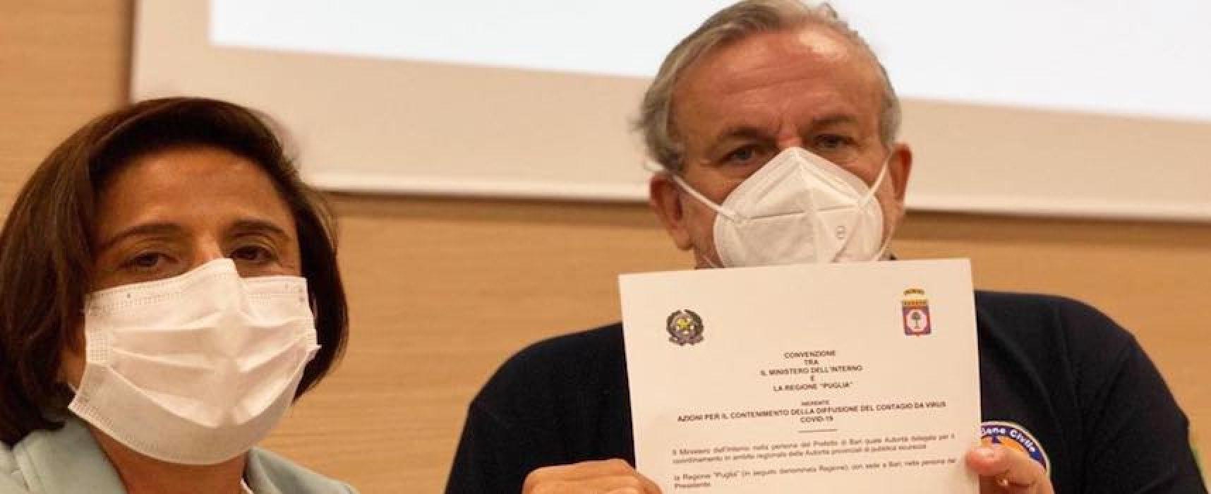 """Convenzione tra Regione e Ministero per tracciamento dati: """"Pronti a recrudescenza in ottobre"""""""