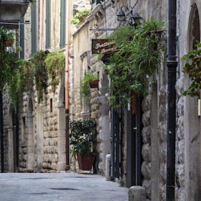 Il Borgo delle Meraviglie, visite guidate nel weekend per scoprire la Bisceglie medievale