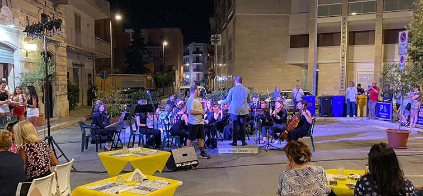 """Successo per l'evento """"Insieme per Donato"""" con l'Orchestra Biagio Abbate"""