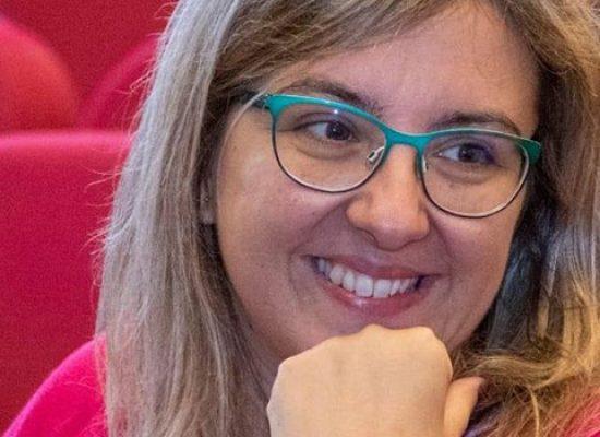 """Lucia Suriano presenta al Castello di Bisceglie il suo libro: """"Lasciarsi ribaltare"""""""