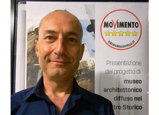 Movimento 5 Stelle protagonista a Bisceglie, Pippo Acquaviva candidato alle regionali