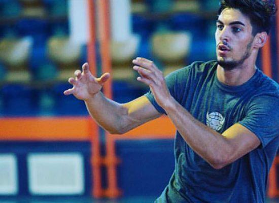 Donato Vitale nuovo play dei Lions Basket Bisceglie