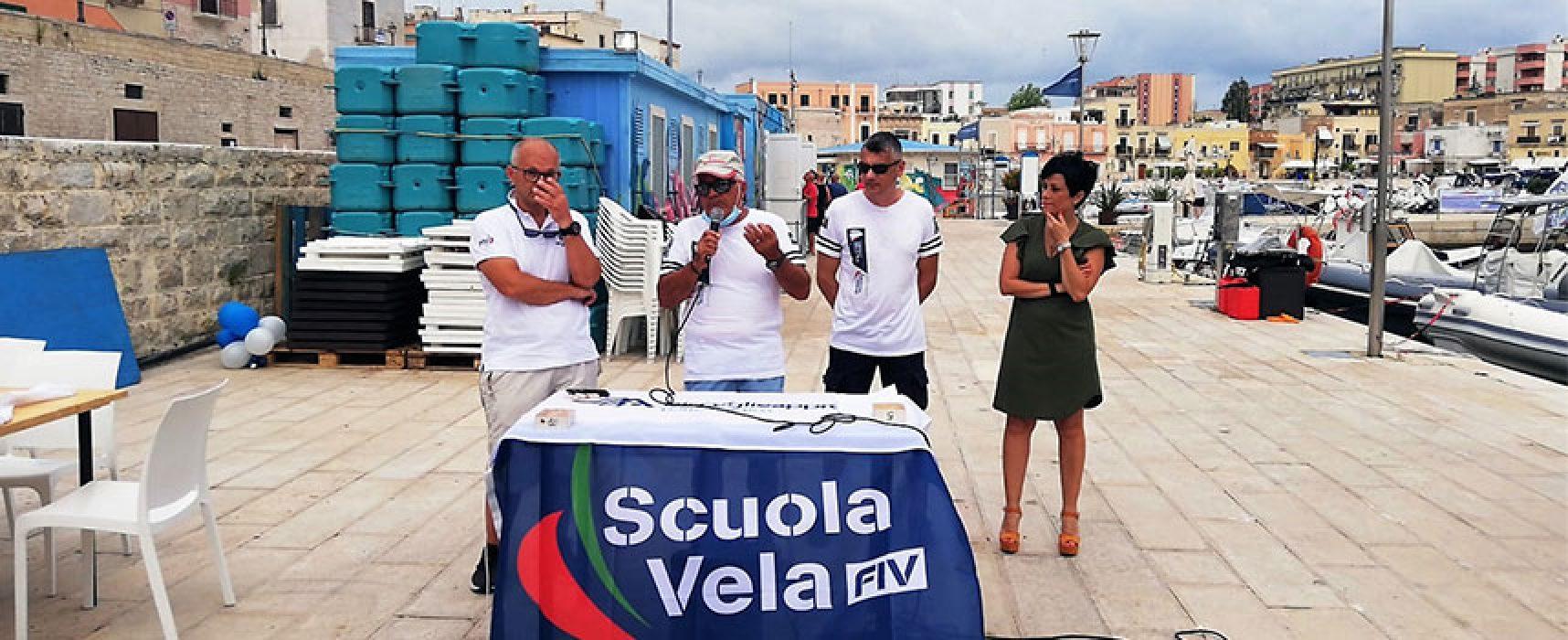 """Presentato progetto sociale  """"AmicaVela"""", connubio tra sport e integrazione / FOTO"""