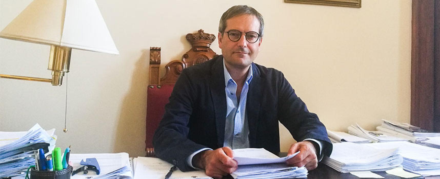 """Bisceglie Calcio, Angarano: """"Faremo il possibile per salvare la squadra della nostra città"""""""