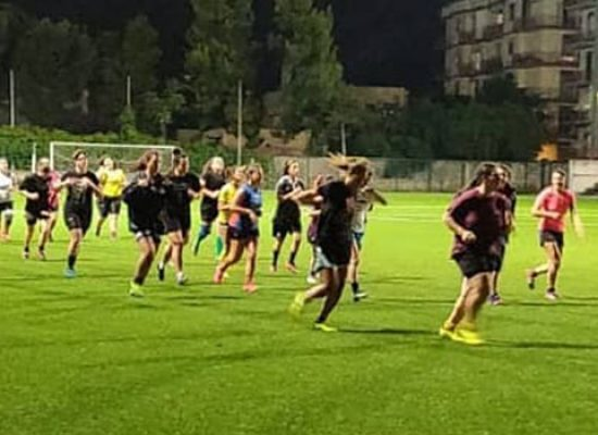 Il progetto Bisceglie Rugby Femminile approda in Serie A / VIDEO