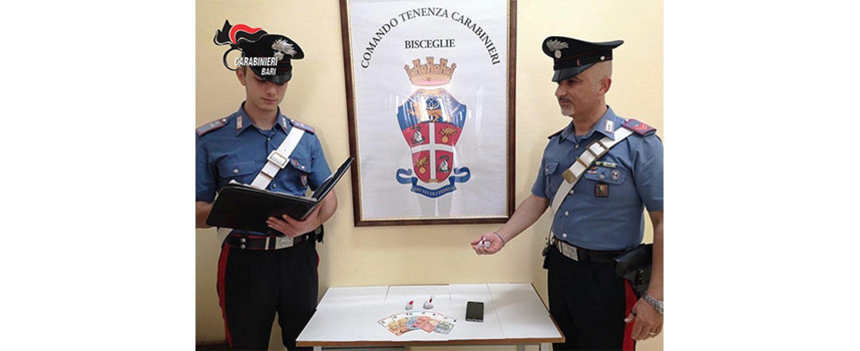Spaccio di eroina, arrestata 49enne biscegliese