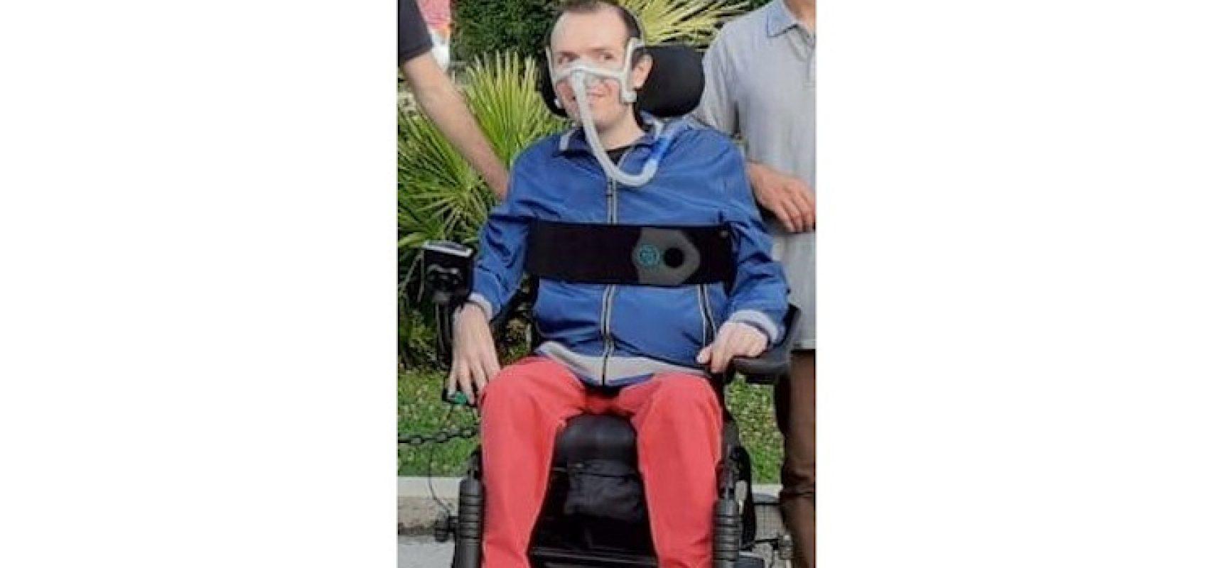 """Procede raccolta fondi in favore del biscegliese Donato Ventura: """"Un'auto per le visite mediche"""""""