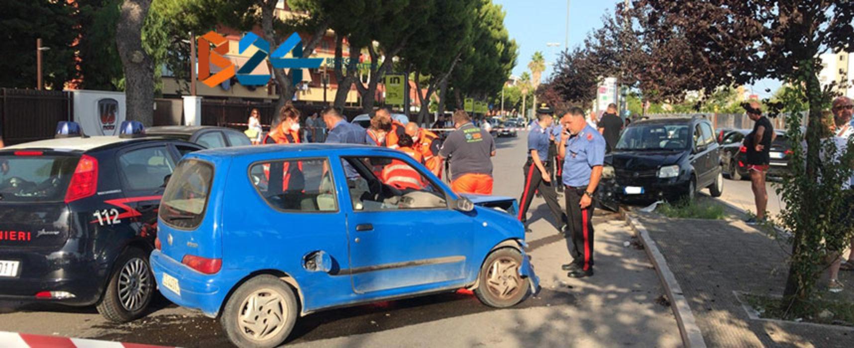 Inseguimento termina con incidente, arrestato un uomo