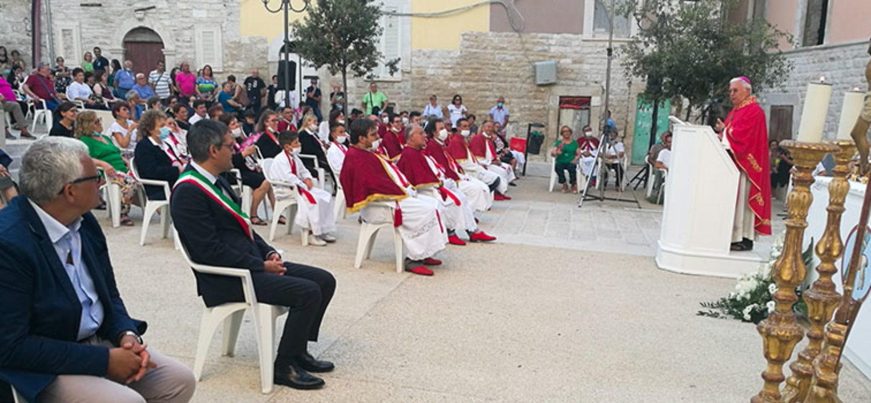 """Celebrata solennità tre Santi, Angarano: """"Sarà festa diversa, scelta dolorosa ma doverosa"""" / FOTO e PROGRAMMA"""