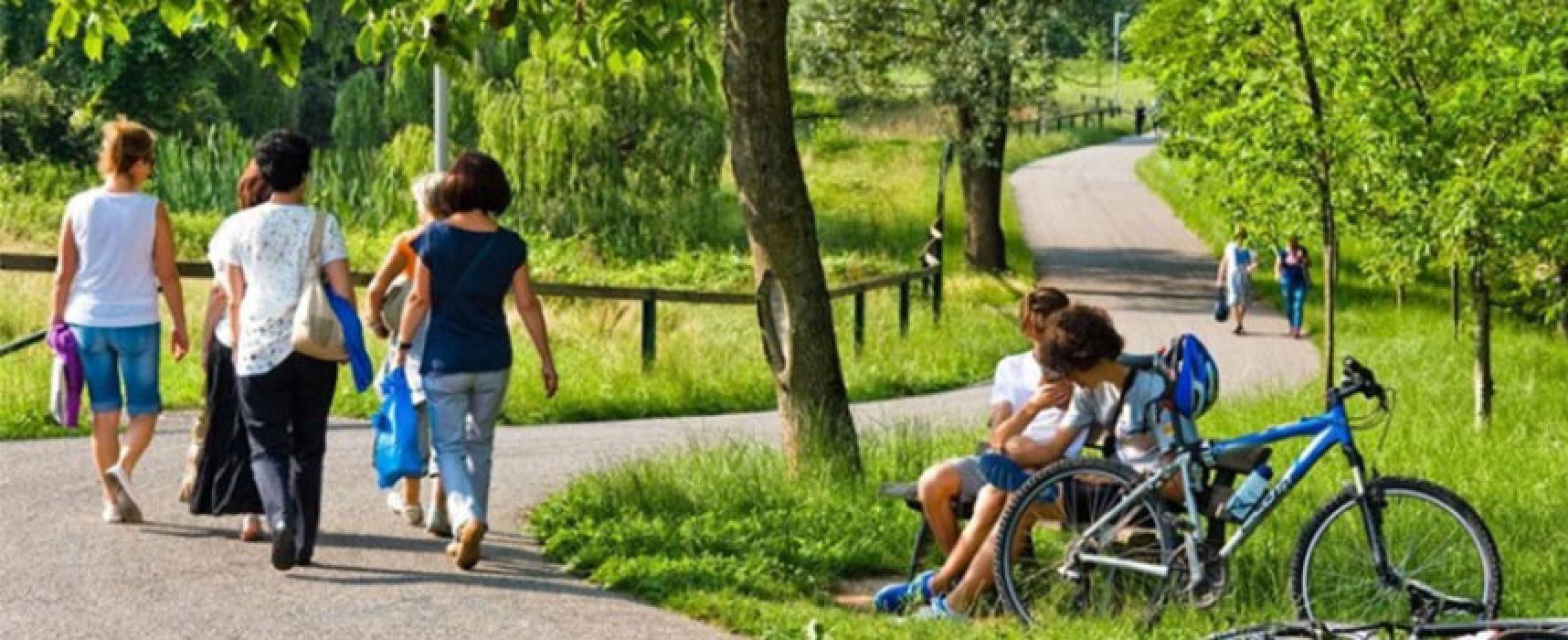 Bisceglie Illuminata promuove passeggiata assieme a ragazzi con disabilità