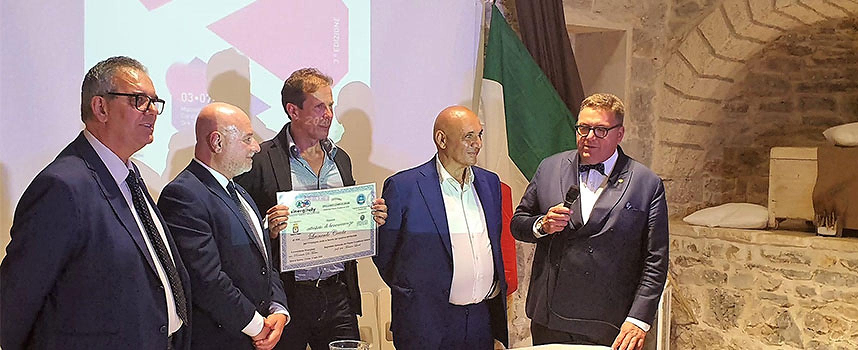 """""""Apulia best company award 2020"""", tra i premiati anche Progetto Arca"""