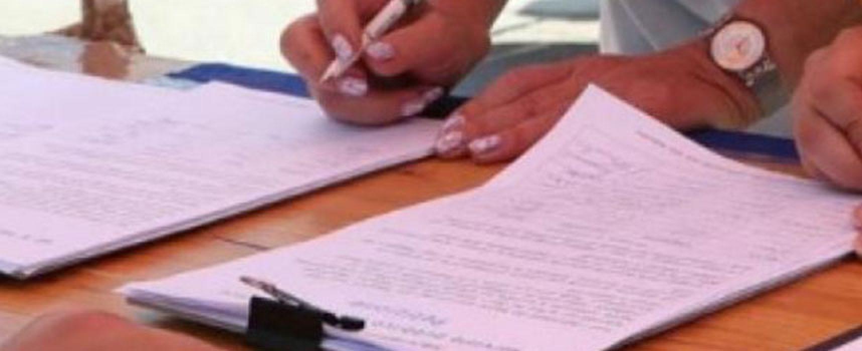 Bisceglie Fratelli d'Italia, raccolta firme per chiedere dimissioni Governo Conte