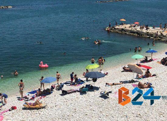 Covid-19, a Bisceglie contributo di 4mila euro per sorveglianza spiagge libere